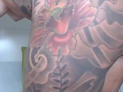 tattoo bitch put backside